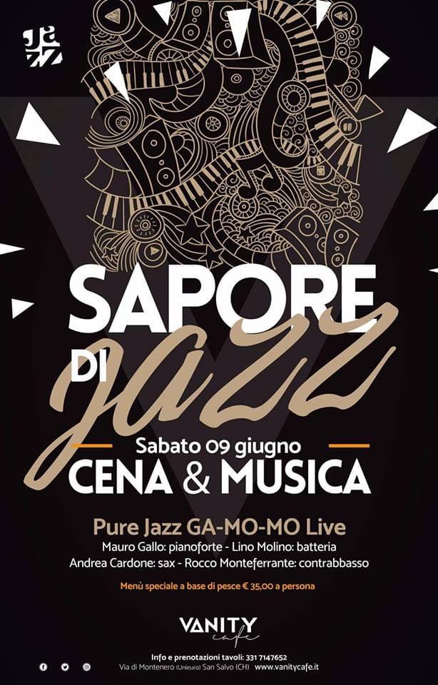 Sapore Jazz Cena e Musica