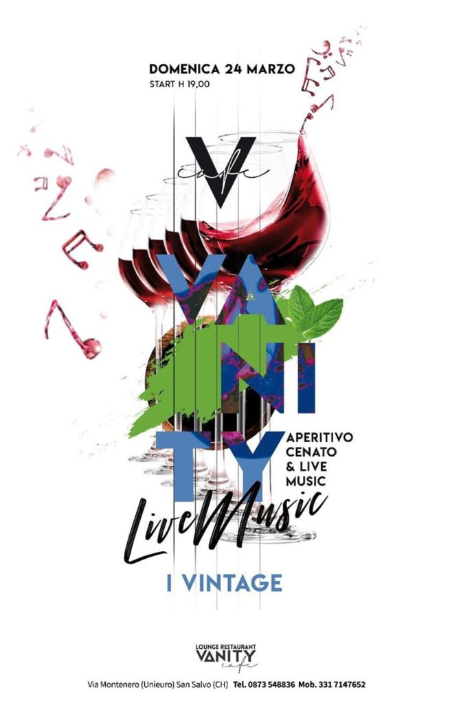 Vanity Live Music